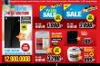 Ngập tràn quà tặng miễn phí cùng cơ hội mua SmartTV 4K 55'' với giá 1000 đồng tại MediaMart Long Biên
