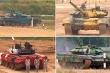 Infographic: Sức mạnh của Việt Nam và các đối thủ tại chung kết Tank Biathlon
