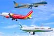 Hàng không Việt chuyển hàng cứu trợ miễn phí tới miền Trung