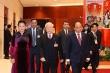 Ảnh: Tổng Bí thư, Chủ tịch nước dự phiên trù bị Đại hội Đảng XIII