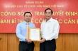 Phó Chủ tịch UBND tỉnh Nam Định Bạch Ngọc Chiến nhận nhiệm vụ mới