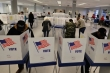 Bầu cử Mỹ: Cử tri tham gia bỏ phiếu sơ bộ giữa dịch COVID-19 và bất ổn xã hội