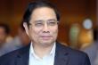 Ông Phạm Minh Chính ứng cử đại biểu Quốc hội ở khối Chính phủ