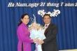 Phó Chủ nhiệm Ủy ban Kiểm tra Trung ương được điều động giữ chức Bí thư Tỉnh ủy Hà Nam