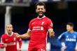 Mohamed Salah mắc COVID-19