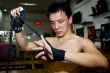 'Vua bại não' quyền anh Trung Quốc muốn tái đấu, hiến thận cứu cha
