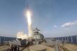Video: Khinh hạm Shaposhnikov phóng tên lửa hành trình Uran trên biển Nhật Bản