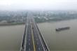 Ảnh: Thông xe cầu Thăng Long sau 150 ngày đại tu