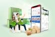 'Mua sắm trực tuyến - VNPAY Shopping' trên VCB-Mobile B@nking