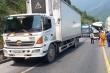 Xác định nguyên nhân xe khách đối đầu container khiến 11 du khách bị thương ở Đà Nẵng