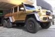 Choáng váng đại gia Ảrập du lịch London mang theo cả dàn siêu xe mạ vàng