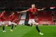 Kết quả Ngoại Hạng Anh: Thắng đậm Leeds, Man Utd vào top 3