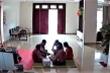 Clip: Cả nhà nháo nhào bỏ chạy khi động đất rung lắc mạnh ở Mộc Châu