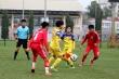 Chuẩn bị đấu play-off Olympic, tuyển nữ Việt Nam hoà đội trẻ nam Hà Nội