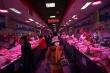 Ảnh: Bên trong chợ Tân Phát Địa, ổ dịch COVID-19 mới ở Trung Quốc