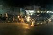 Ô tô tông xe máy, 2 vợ chồng thiệt mạng ở Hòa Bình