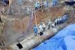Đường ống nước sạch sông Đà gặp sự cố, người Hà Nội lại bị cắt nước ngày nóng