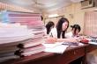 Bảng điểm toàn 9, 10 của nữ sinh trường Nguyễn Khuyến, TP.HCM