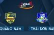 Trực tiếp Futsal HDBank 2020: Quảng Nam vs Thái Sơn Nam