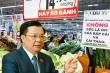 Bí thư Hà Nội kêu gọi người dân bình tĩnh, không mua gom hàng hóa