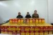 Mua 250kg pháo lậu từ Lạng Sơn về Hà Nội tiêu thụ