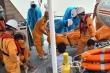 Tàu chở dầu đâm chìm tàu cá: Tìm thấy thi thể 4 thuyền viên sau 5 ngày mất tích