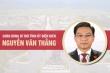 Infographic: Sự nghiệp tân Bí thư Tỉnh ủy Điện Biên Nguyễn Văn Thắng
