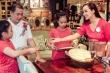 Vợ chồng Minh Khang – Thuý Hạnh đưa hai công chúa đi mua sắm