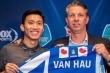 'Tôi tin Văn Hậu ở lại Heerenveen bằng hợp đồng cho mượn nữa'