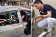 Kẻ ngồi trên ô tô chĩa súng bắn người trọng thương khai gì?