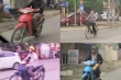 Không đeo khẩu trang khi ra đường, 2 người ở Nghệ An bị phạt tiền