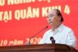 Thủ tướng: Đoàn công tác Quân khu 4 dũng cảm hy sinh để cứu dân