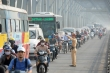 Hà Nội phân luồng giao thông phục vụ Đại hội Đảng bộ lần thứ XVII