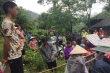Sạt lở đất đá vùi lấp 2 vợ chồng ở Lào Cai
