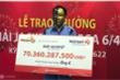 9x Hà Nội trúng Jackpot hơn 70 tỷ đồng