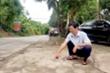 Chiến sĩ công an ở Ninh Bình bị tố say rượu lái xe tông chết người