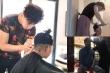 Cách ly xã hội, dân mạng rần rần khoe ảnh được phụ huynh cắt tóc tại gia