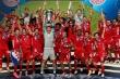 Bayern Munich vô địch Champions League: Nhà vua hoàn hảo