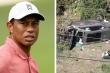 Bị tai nạn xe hơi, huyền thoại Tiger Woods nhập viện khẩn cấp