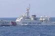 Nhật tố tàu hải cảnh Trung Quốc hiện diện nhiều kỷ lục ở Senkaku