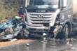 Sơn La: 5 người trên xe biển xanh thương vong sau cú va chạm xe bồn ngày 27 Tết