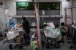 Biến thể Delta lây lan rộng, các bệnh viện ở Philippines sắp quá tải