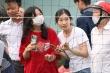 Cổ động viên Hà Tĩnh kéo đến kín sân xem Công Phượng, Văn Toàn tập luyện