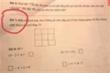 Bài toán lớp 1 khiến dân mạng tranh cãi kịch liệt