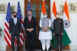 Ngoại trưởng Mỹ tới Ấn Độ kêu gọi hợp tác đối phó Trung Quốc