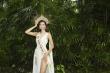 Thi Hoa hậu Trái đất, Thái Thị Hoa gặp câu hỏi về thiên tai
