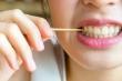 Dùng tăm xỉa răng sau khi ăn, lợi ít - hại nhiều