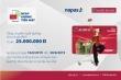 Cùng Agribank hưởng ứng 'Ngày không tiền mặt' và nhận nhiều ưu đãi hấp dẫn
