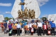 Ảnh: 29 bác sĩ, điều dưỡng Quảng Bình lên đường chi viện TP.HCM chống dịch