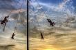 Video: Kỳ lạ điệu nhảy 'người bay' ở Mexico